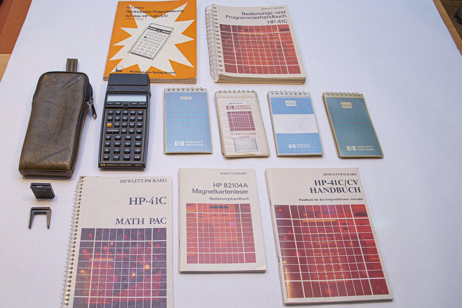 HP 41C HP 41CX HP 41CV Replacement Batteriekontakte Neu Flex-PCB Austausch