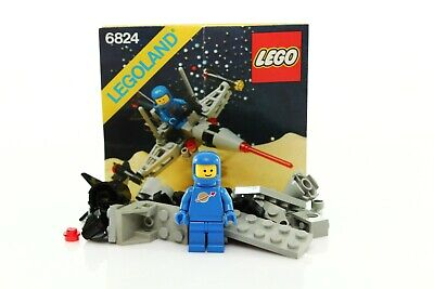 Lego Classic Space Set 6824 Space Dart 100% complete + instructions 1984