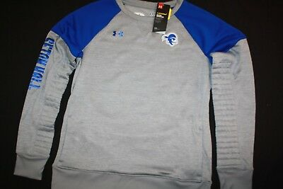UNDER ARMOUR Women's Cold Gear UA Storm Seton Hall Pirates Sweatshirt SIZE LARGE