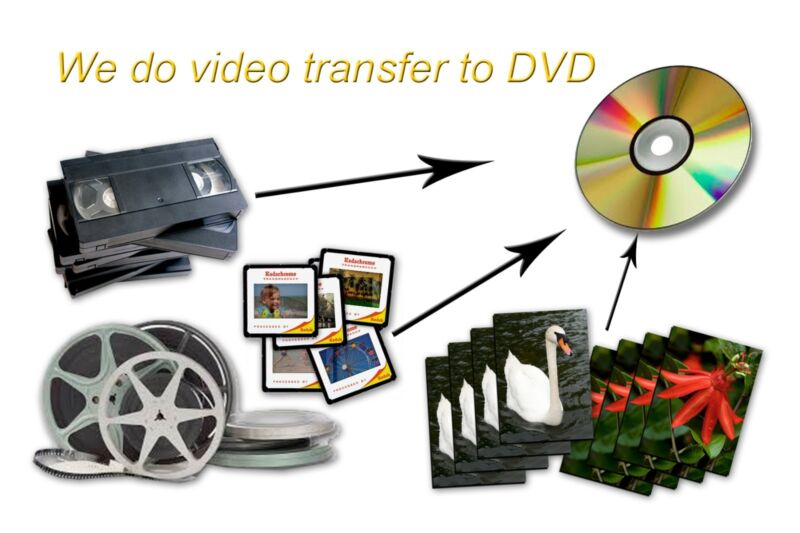 Payment invoice for video transfer service