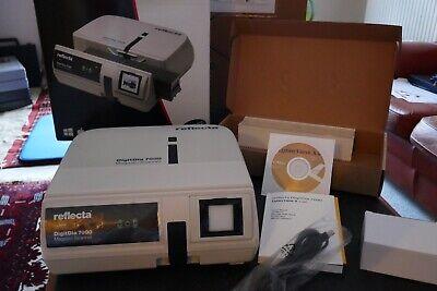 Reflecta DigitDia 7000  Dia– und Filmnegativ-Scanner zur Digitalisierung