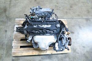 JDM 98-02 Honda Accord F23A 2.3L SOHC VTEC Engine Only F23A1