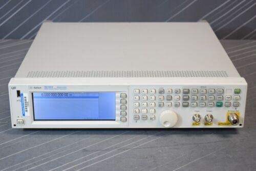 Agilent N5182A RF Vector Signal Generator w/ Multiple Options (Calibrated)