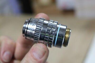 Nikon Fluor 401.30 Oil Microscope Objective
