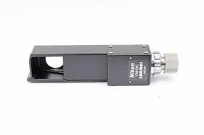Nikon Ym-dic Nomarski Dic Condenser Prism Slider For Me600 Microscope