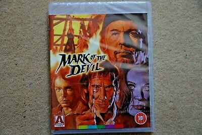 BLU-RAY  MARK OF THE DEVIL     ( ARROW ) BRAND NEW SEALED UK STOCK