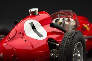 Exoto XS | 1:18 | 1958 Ferrari Dino 246 F1 | Peter Collins | 1st, Silverstone