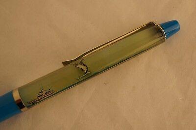 Vintage Floaty Nation Denmark Pen - Swordfish
