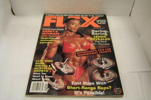 Flex Magazine September 1993