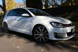 2016 Volkswagen Golf GTi PERFORMANCE Automatic Hatchback Prospect Prospect Area Preview
