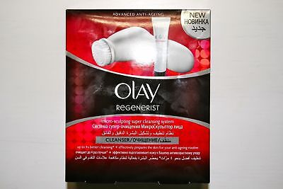 Olay Regenerist  Anti Aging Micro-Sculpting Super Cleansing System