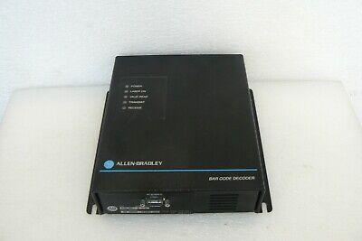 Allen Bradley 2755-dh1 Decoder Dual For Bar Code System