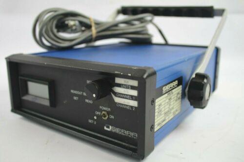 Sierra Instruments Linear N2 Mass Flow Meter 902M-SQR-299
