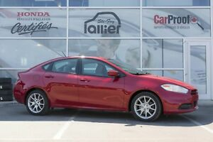 Dodge Dart SXT TURBO MÉCANIQUE A1 - LALLIER HONDA