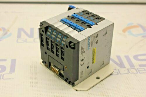 Festo Valve Block CPV10-GE-MP-4 18253 S707