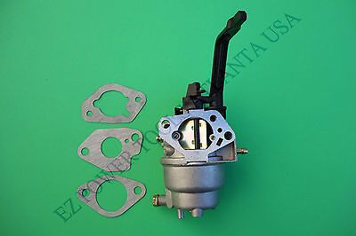 DuroMax XP904WP 9HP 4 IN  427GPM Water Pump Carburetor Assembly Type B