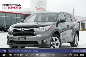 2016 Toyota Highlander Limited|NAVIGATION|BACKUP CAM|PANO ROOF|L