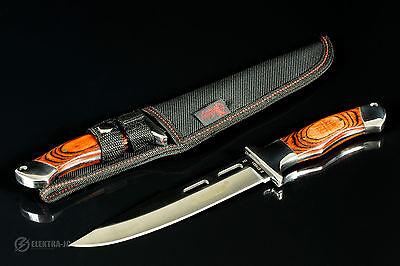 Coltello da Caccia Turistico KANDAR A02 - NT075 - SURVIVAL KNIFE