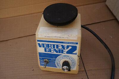 Vwr Vortexer Vortex Shaker Mixer Genie 2  Rotator Mini Minivortex Shaker Fgnm