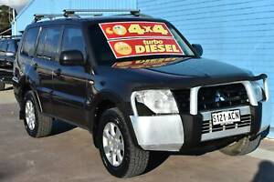 2009 Mitsubishi Pajero NT GLX Wagon 7st 5dr Man 5sp 4x4 3.2DT Enfield Port Adelaide Area Preview
