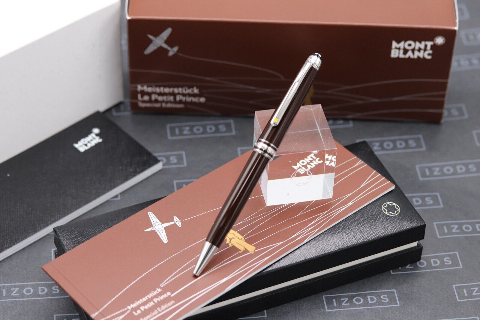 Montblanc Meisterstuck Classique Le Petit Prince Aviator Ballpoint Pen - NEW MARCH 21