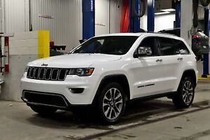 2018 Jeep Grand Cherokee LIMITED * TOIT * GPS * MAGS 20PO * CUIR
