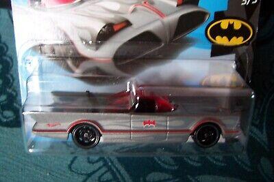 Hot Wheels - Batmobile silber - Batman - im Blister