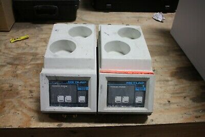 Metlap Buehler Dispensing System W Expansion Module