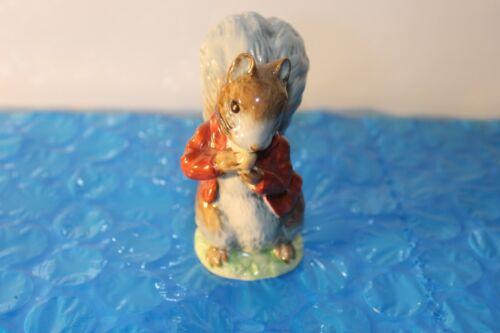 Beswick Beatrix Potter Timmy Tiptoes Figurine