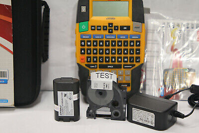 3m Dymo Pl150k Portable Label Printer 1207