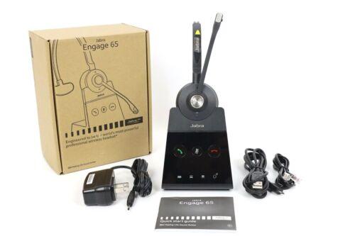 Jabra Engage 65 Mono Wireless Headset  9553-553-125 WHB051BS