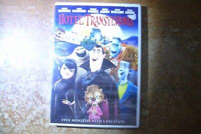 Hotel Transylvania 2012 PG animated comedy movie, new DVD Halloween Dracula (Halloween Adam Sandler)