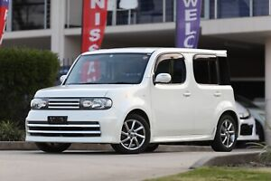 MY 2010 Nissan Cube Rider With Bodykit Spoiler Rego Wetherill Park Fairfield Area Preview