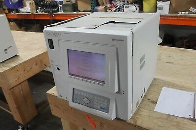 Shimadzu Toc-5000a Total Organic Carbon Analyzer
