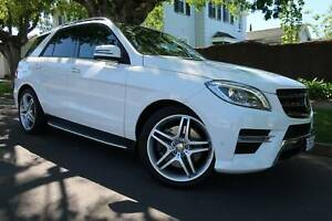 2014 Mercedes-Benz ML 400 Automatic SUV Prospect Prospect Area Preview