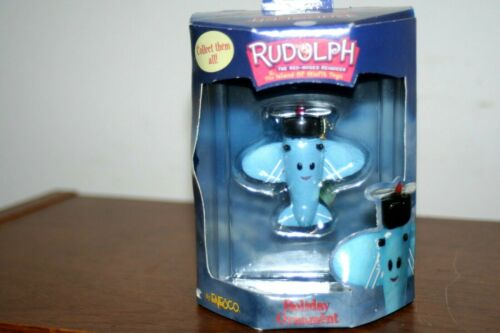 Misfit Plane Enesco  Rudolph Island of Misfit Toys Ornament NEW in Box