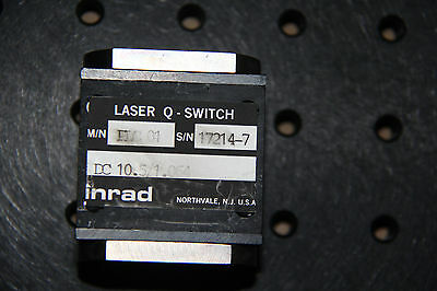 Inrad Q-switch Plc01 Dc10.51.064 Pockels Cell
