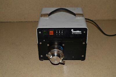Cole Parmer Ismatec Mv Pump System Cat 7617-70 Whead