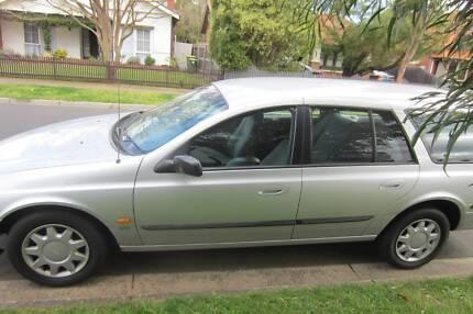 2001 Ford Falcon Wagon
