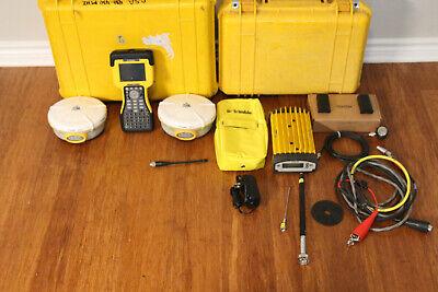 Trimble Dual 5800 L1 L2 GPS RTK Base Rover Survey Setup 430-450MHz w/ TM3 TSC2 comprar usado  Enviando para Brazil