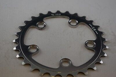 Sakae roundtech Chainring Aluminium 74mm Hole Circle NOS 26 teeth JAPAN