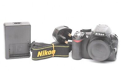 Nikon D3100 14.2 MP Digital SLR Camera - Black (Body only) ***11,514 shots***