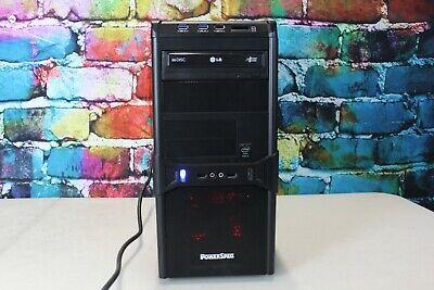 Custom Gaming Desktop PC Intel i5-4570 3.20 Quad 8 GB 2TB Nvidia GTX 460 Wifi