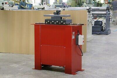 New Morlin 20 Ga. Lockformer Pittsburgh Machine