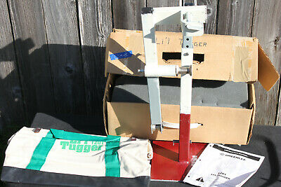 Greenlee Cable Lil Tugger Puller Model 1201 Wire Chugger Nice Unit