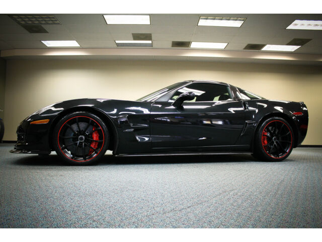 Imagen 1 de Chevrolet Corvette black