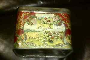 Very rare early 1900's captain cook tin Fremantle Fremantle Area Preview