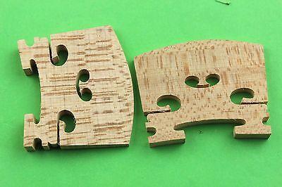 30 High Maple Wood (30 pcs High quality viola bridges maple wood, viola accessories )