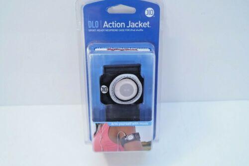DLO Action Jacket Armband iPod Shuffle (2nd Gen) Sport Ready Neoprene Case NEW