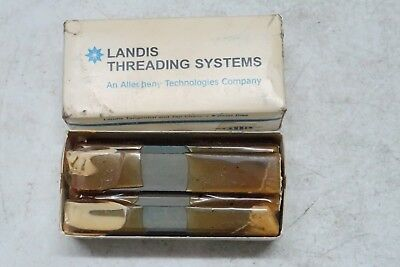 New Landis Threading 96-130031 8p Npt 1.04 X 4 Sp 15 X .046 6 Pcs Chasers